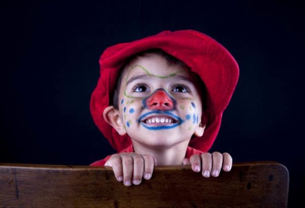 Teatro infantil LUNES 1