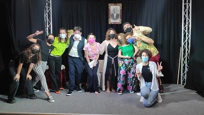 Teatro adulto SÁBADO (INTERMEDIO) 1