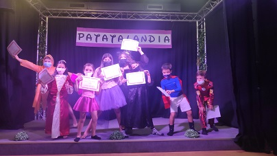 Teatro infantil MARTES 1