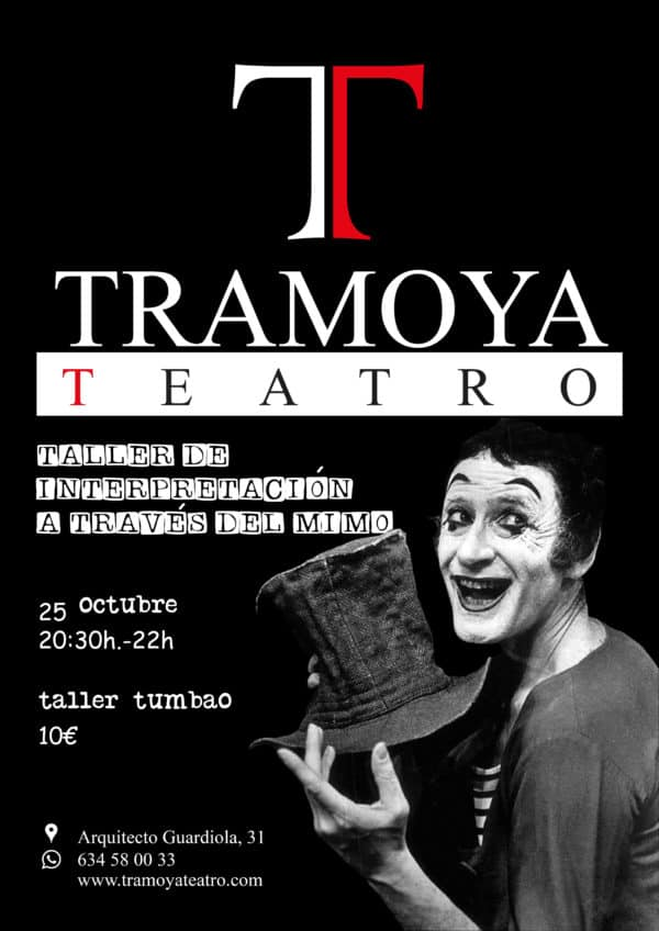 Taller de teatro mimo - Taller Tumbao 1