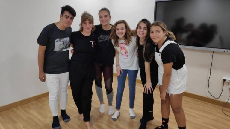 Curso 2019 en Tramoya Teatro 4