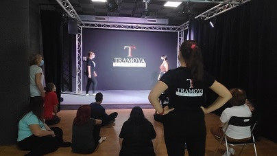 English theatre in the Tramoya - Café Teatro 1