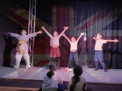 Las ventajas de aprender inglés a través del teatro 1