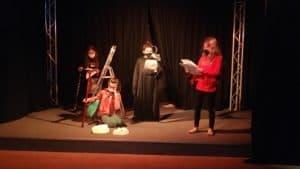 Escuela de verano de teatro 2021 en Alicante 2