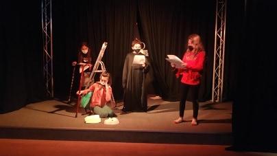 Improvisación teatral en Alicante 1