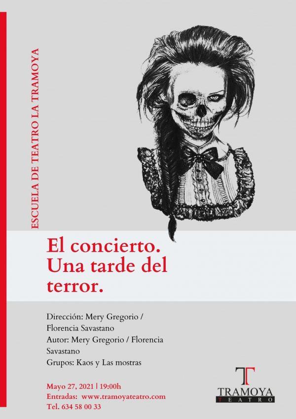 El concierto - Una tarde del terror 1